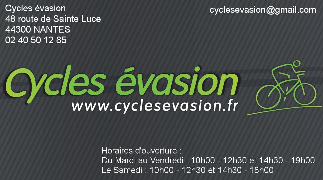 carte de visite cycle évasion